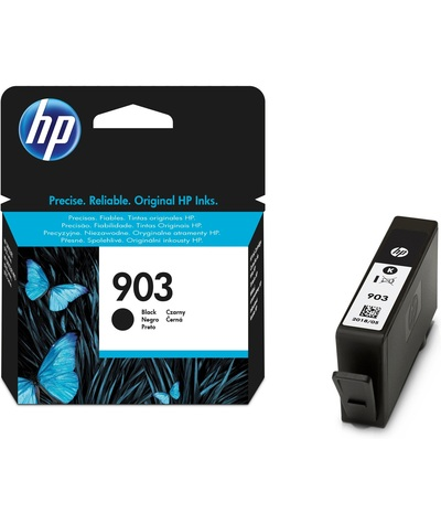HP 903 Black Ink Cartridge  Default image