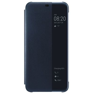 HUAWEI MATE 20 LITE FLIP VIEW COVER BLUE  Default image
