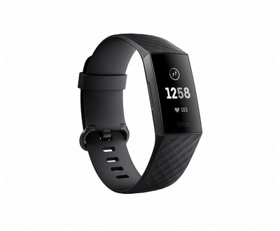 FITBIT CHARGE 3 NERO  Default image