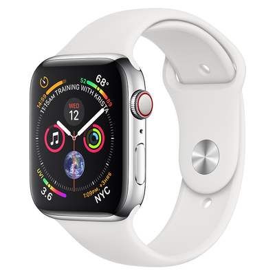 APPLE Watch Series 4 GPS + Cellular, 44mm  Default image