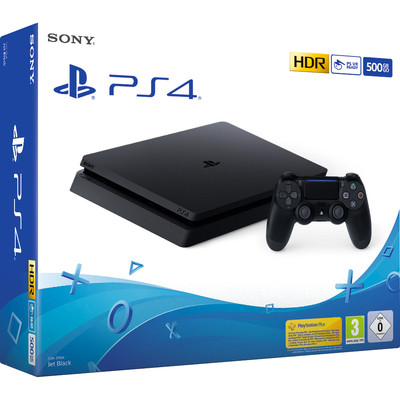 SONY ENTERTAINMENT PS4 500GB F CHASSIS BLACK  Default image