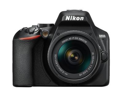 NIKON D3500 + AF-P 18-55 VR  Default image