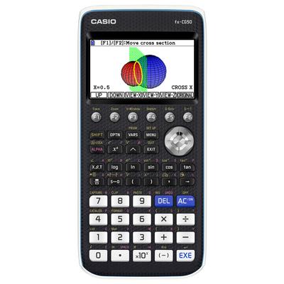 CASIO FX-CG50  Default image