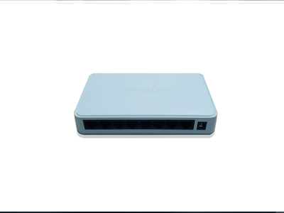 NETGEAR FS208-100PES  Default image