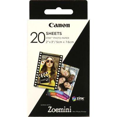 CANON CARTA ZINK ZP-2030 20 FOGLI EXP HB  Default image