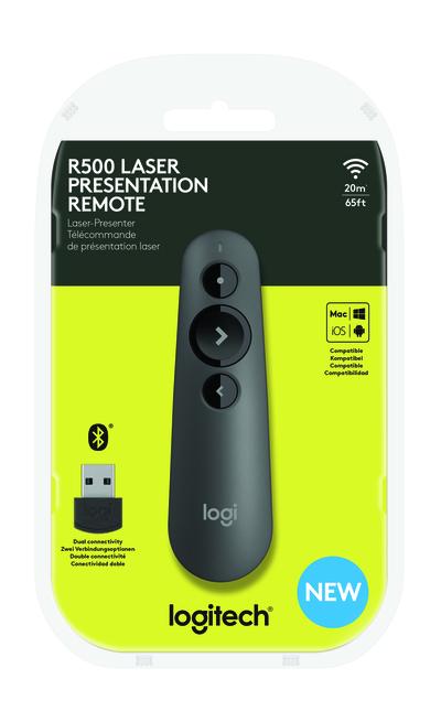LOGITECH R500 Laser Presentation Remote  Default image