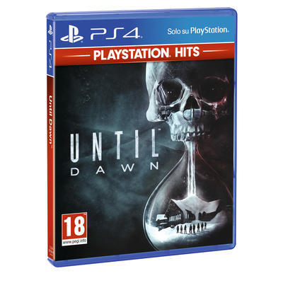 SONY ENTERTAINMENT UNTIL DAWN (PS4) PS HITS  Default image