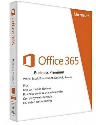 MICROSOFT Office 365 Business Premium  Default image