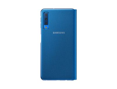 SAMSUNG WALLET COVER BLUE GALAXY A7  Default image