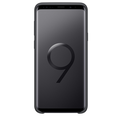 SAMSUNG SILICONE COVER BLACK S9+  Default image