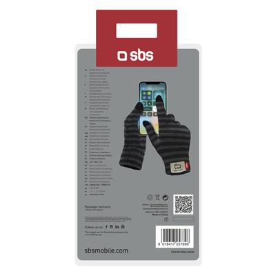 SBS ACCESSORI TELEFONICI TEWINTERGLOVEM  Default image
