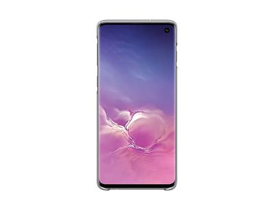 SAMSUNG CLEAR COVER TRANSPARENT GALAXY S10  Default image