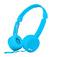 TRUST NANO HEADPHONES SUM BLUE  Default thumbnail