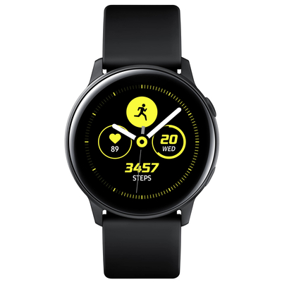 SAMSUNG GALAXY WATCH ACTIVE black  Default image