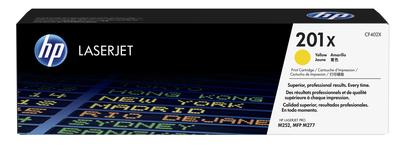 HP TONER GIALLO HP 201X  Default image