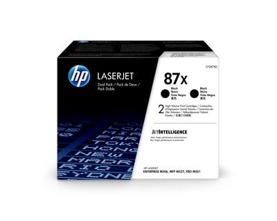 HP COMBO TONER NERO HP 87X  Default image