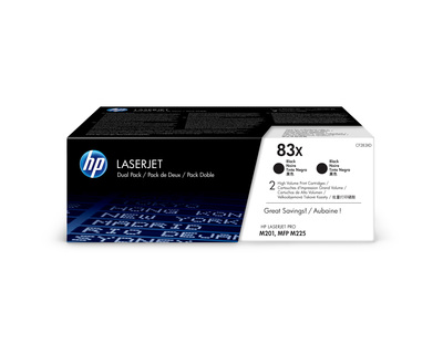 HP COMBO TONER HP 83XD  Default image