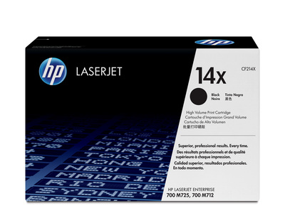HP TONER NERO HP 14X  Default image