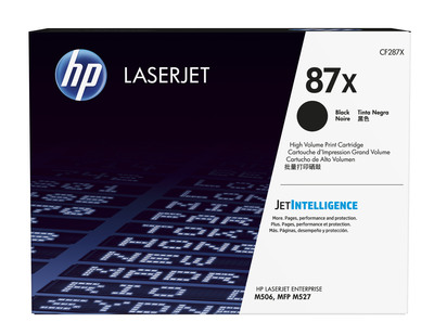 HP TONER NERO HP 87X  Default image