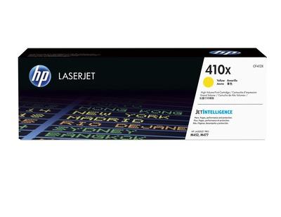HP TONER GIALLO HP 410X  Default image