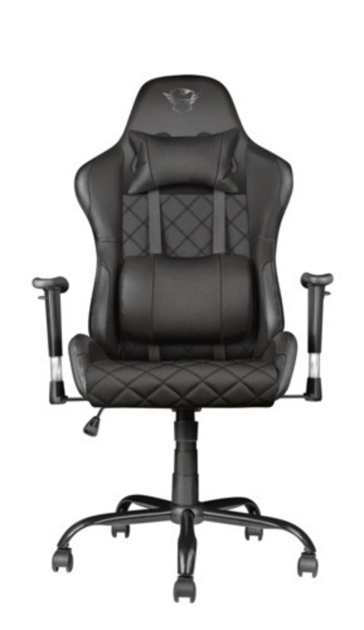 TRUST GXT707 RESTO CHAIR BLACK  Default image