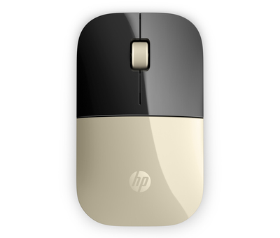 HP HP Z3700 WIFI MOUSE GOLD  Default image