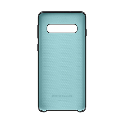 SAMSUNG SILICONE COVER BLACK GALAXY S10  Default image