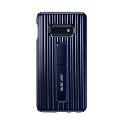 SAMSUNG PROTECTIVE STANDING COVER BLUE GALAXY S10 E  Default image