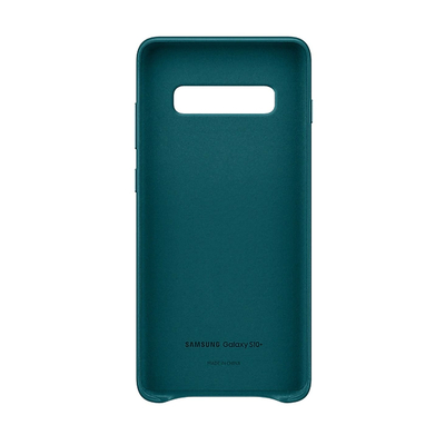 SAMSUNG LEATHER COVER GREEN GALAXY S10+  Default image