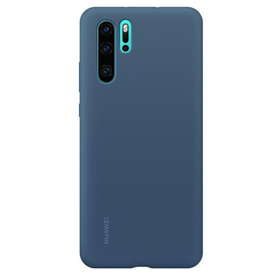 HUAWEI P30 PRO SILICONE CASE BLUE  Default image