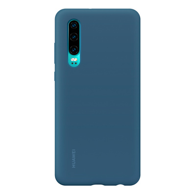 HUAWEI P30 SILICONE CAR CASE  Default image