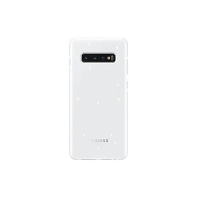 SAMSUNG LED BACK COVER WHITE GALAXY S10+  Default image