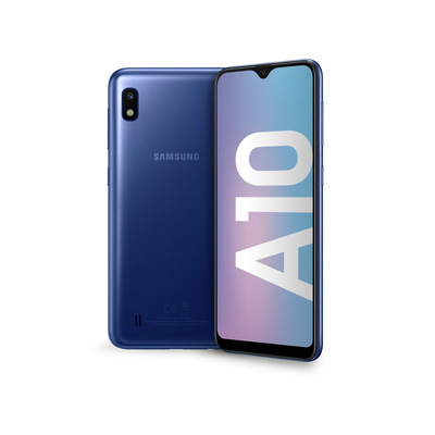 SAMSUNG GALAXY A10 Blue  Default image