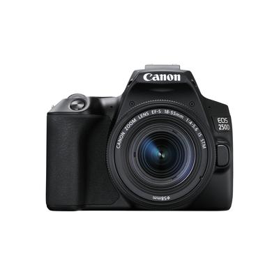 CANON EOS 250D BLACK + EF-S 18-55 IS STM  Default image
