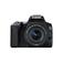CANON EOS 250D BLACK + EF-S 18-55 IS STM  Default thumbnail