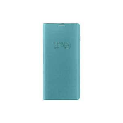 SAMSUNG LED VIEW COVER GREEN GALAXY S10+  Default image
