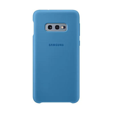 SAMSUNG SILICONE COVER BLUE GALAXY S10 E  Default image