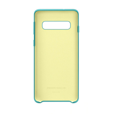 SAMSUNG SILICONE COVER GREEN GALAXY S10  Default image