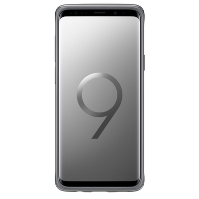 SAMSUNG PROTECTIVE STANDING COVER SILVER S9+  Default image