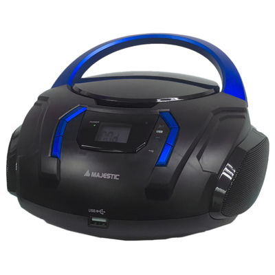 NEWMAJESTIC AH 225R MP3/USB  Default image