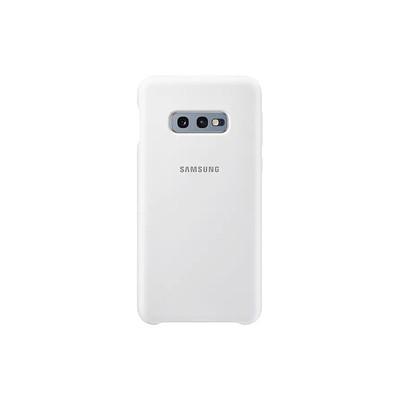 SAMSUNG SILICONE COVER WHITE GALAXY S10 E  Default image