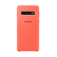SAMSUNG SILICONE COVER BERRY PINK GALAXY S10  Default thumbnail