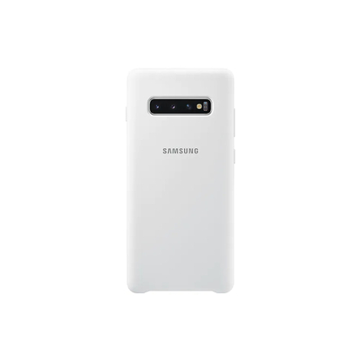 SAMSUNG SILICONE COVER WHITE GALAXY S10+  Default image