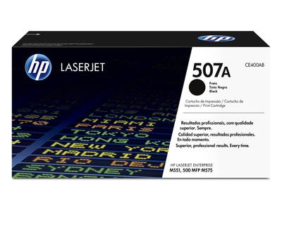 HP HP 507A NERO  Default image