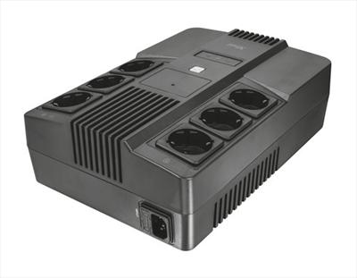 TRUST MAXXON POWERSTRIP UPS 800VA  Default image