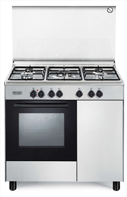 Cucine A Gas E Forno Elettrico De Longhi Fmx96b5 Trony It