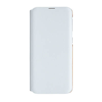 SAMSUNG WALLET COVER WHITE GALAXY A20E  Default image