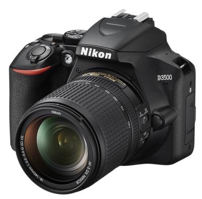 NIKON D3500 + 18/140 VR  Default image