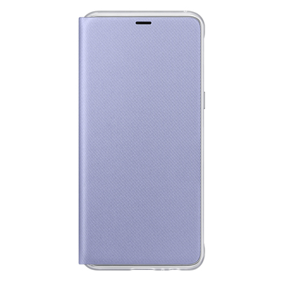 SAMSUNG NEON FLIP COVER ORCHID GRAY A8  Default image