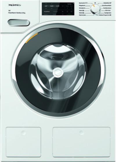 MIELE WWI 860 WCS I LW PWASH&TDOS& 9KG  Default image